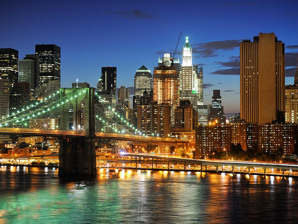 Картинки на стену нью йорк