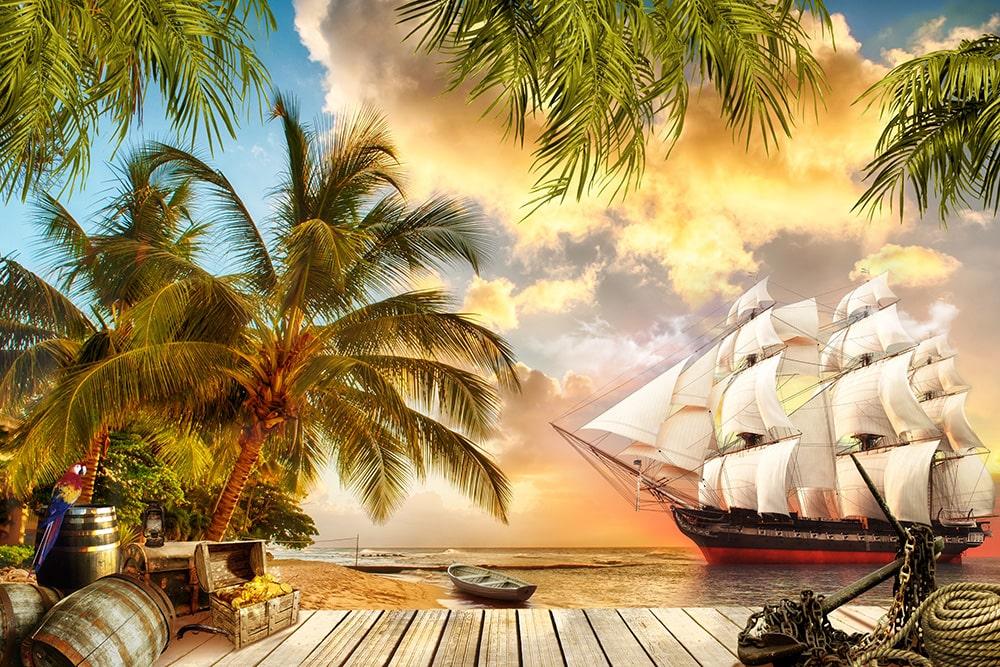 балийцев, фрегат пираты карибов картинки руководил написанием